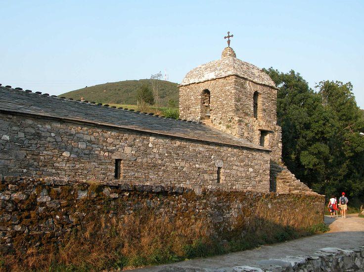 Iglesia de San Juan, Hospital de la Condesa, Lugo, Camino de Santiago
