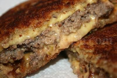 Patty Melts With Secret Sauce ~ Recipe of today