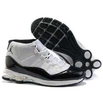 super popular 5a9b5 e06ce ... Get your Cheap Air Jordan 11 Column Shoes In WhiteBlack from Air Jordan  Retro Outlet online Air Jordan Blase Black ...