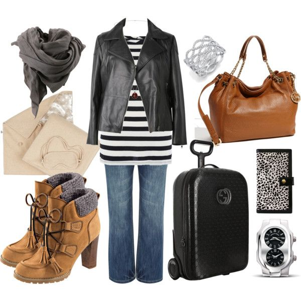 Plus Size Fashion: Fashion Sets, Biker Boots, Style Clothes Fashion, Aracely26, Airplane, Plus Size Fashion, Plus Size Outfits, Cute Travel Outfits, Polyvore