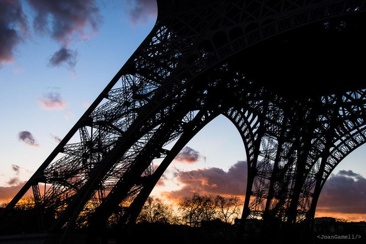 Photograph Eiffel je t'aime by Joan Gamell on 500px