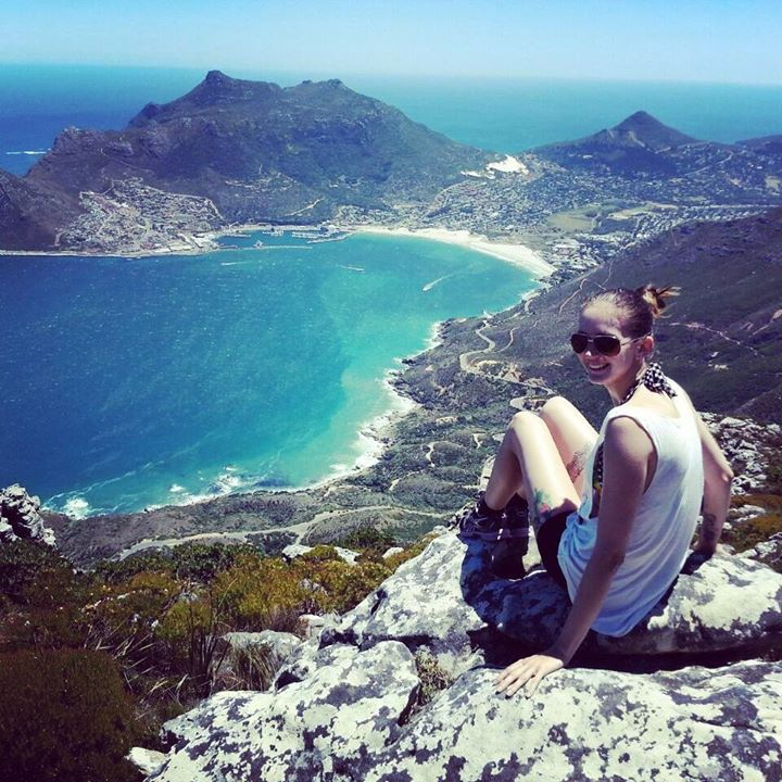 Completed the Noordhoek Peak hike!  #capetown #travel #hiking