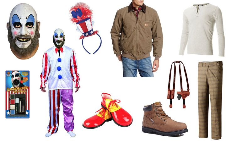 Captain Spaulding Costume from House of 1000 Corpses