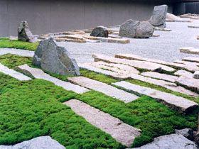 garden for hofu citys crematorium shunmyo masuno