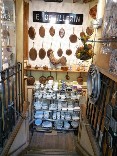 Paris Shopping – Cookware. If I ever go to Paris....!