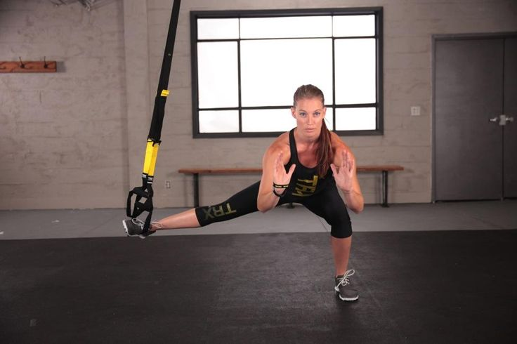 Best Moves on the TRX Suspension Trainer