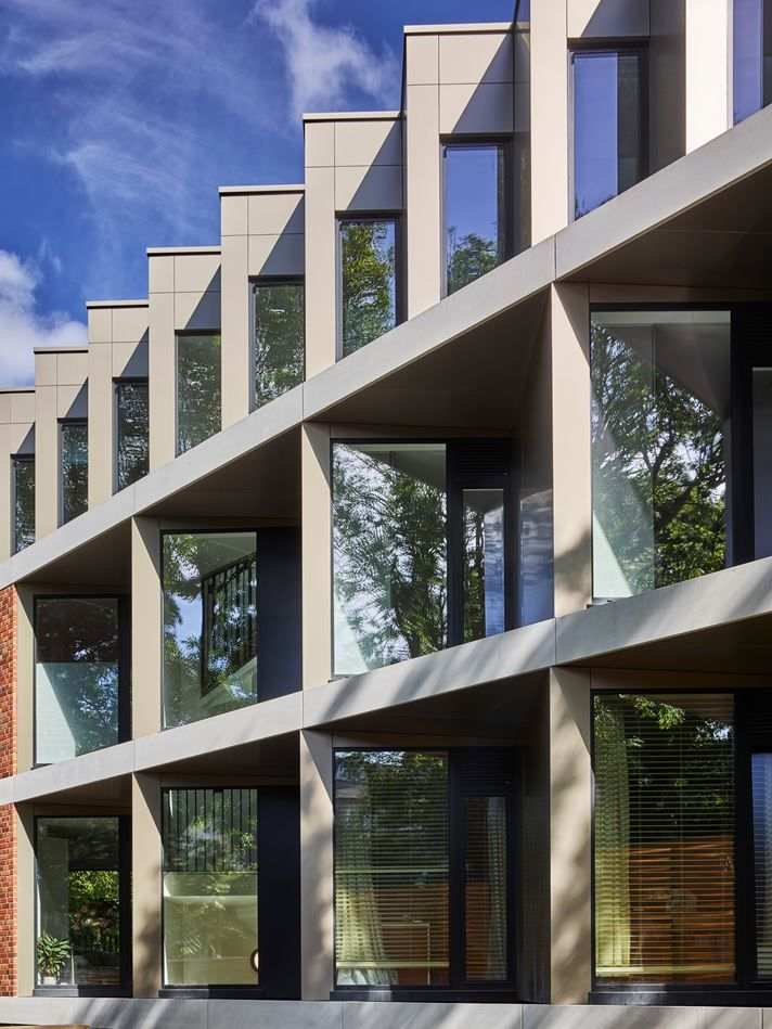Muswell Hill Housing - Picture gallery