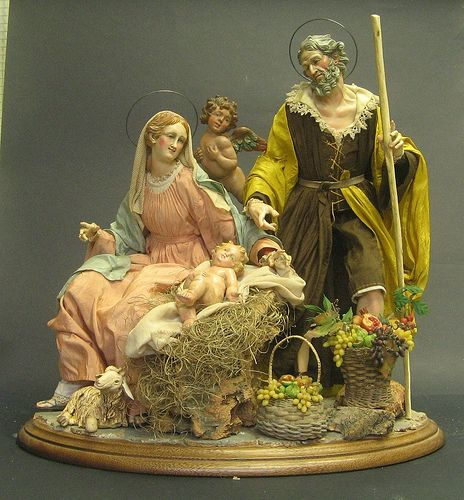 BELENES-PRESEPI-CRECHES-NATIVITY SCENES | Flickr - Photo Sharing!