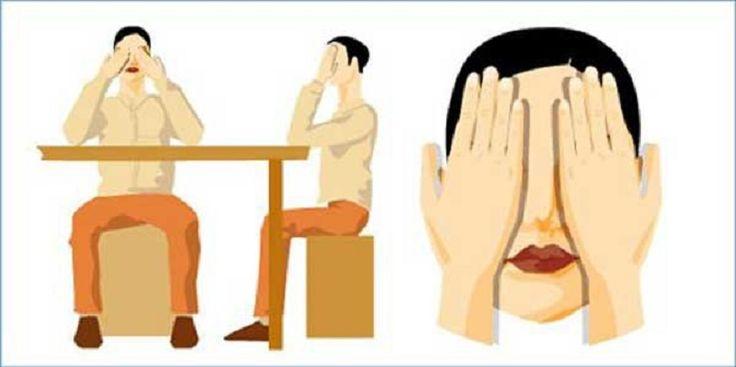 As pessoas fazem exercícios para pernas, braços, abdome, até para o cérebro.Mas se esquecem de uma parte muito especial do corpo: os olhos.Exercícios para os olhos?Sim, também existem exercícios para os olhos.