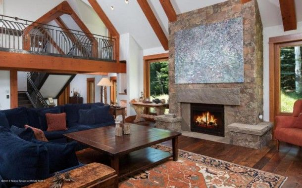Christy Walton, Wal-Mart Heiress And Richest Woman In America, Lists Wyoming Estate For $12.5 Million - Luxe Living - Luxe Living