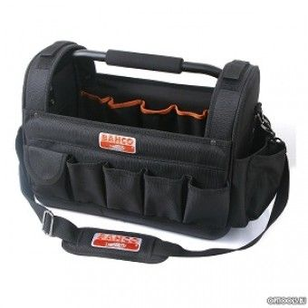 Bahco 3100TB Soft Side Tool Case With Open Top