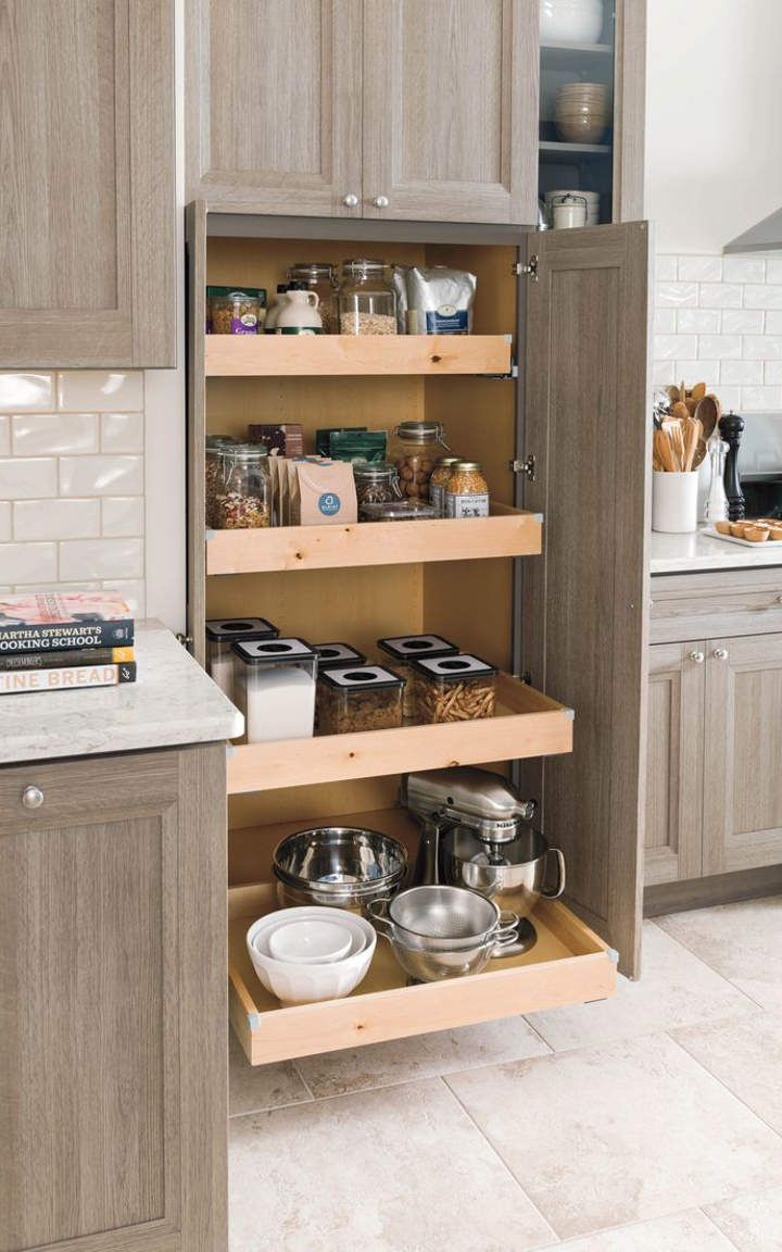 roll out shelves - a must have