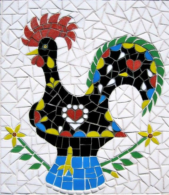 130 Best Barcelos Rooster Portugal Images On Pinterest Roosters
