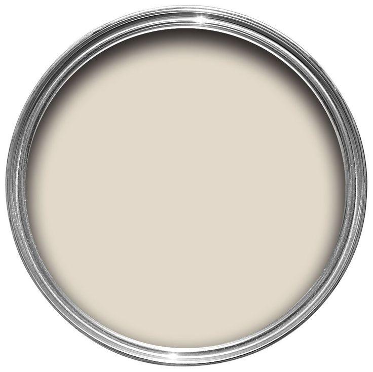 Dulux Once Natural Calico Matt Emulsion Paint 5L | Departments | DIY at B&Q
