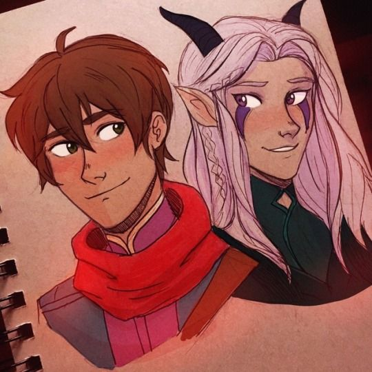 dragon prince tumblr - 540×540
