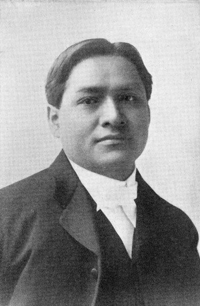 Dr. Carlos Montezuma, Fully Apache ethnicity ~ Writer and prominent Physician of Chicago, Illinois