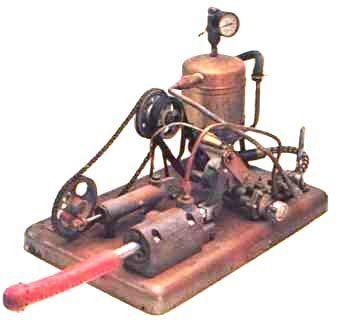 steam-powered vibrator
