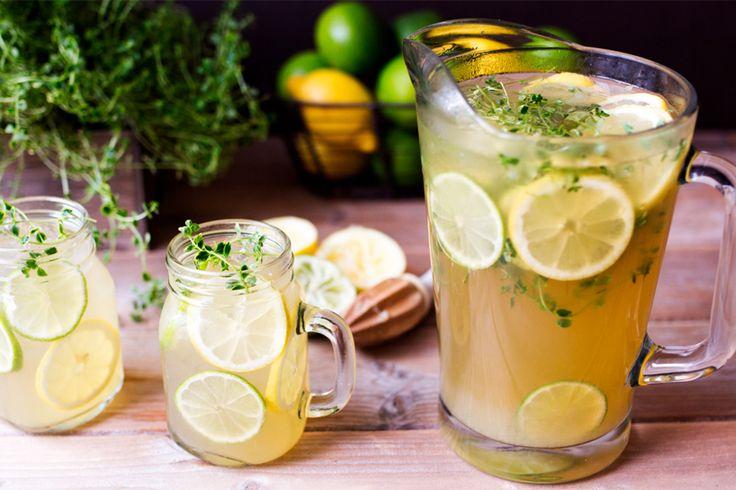 Refroidisse le jasmin de gingembre