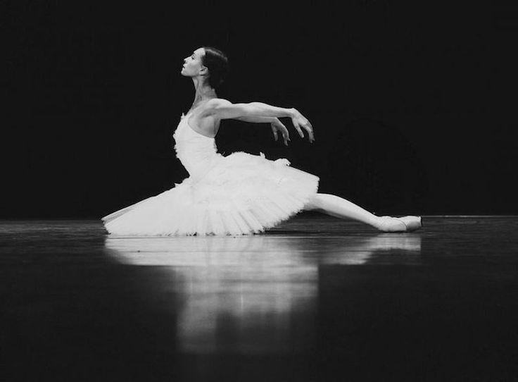 Russian ballerina Darian Volkova