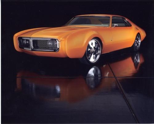 Rick Dore's '67 Toronado 'Stilleto'