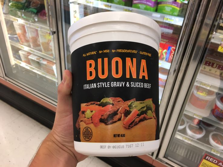Do something different for lunch or dinner this weekend and bring our signature #BuonaBeef home with you to share with your friends or the family. Now available at select #Aldi, #Marianos, #JewelOsco, #Peapod, and #Target locations throughout the Chicagoland area! #ItalianBeef