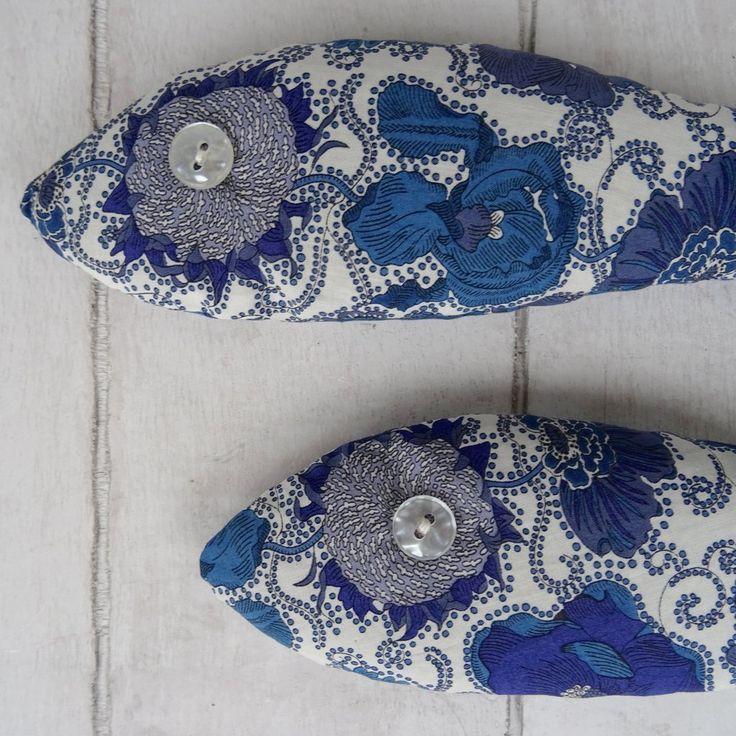Fish Shaped Organic Lavender Bags