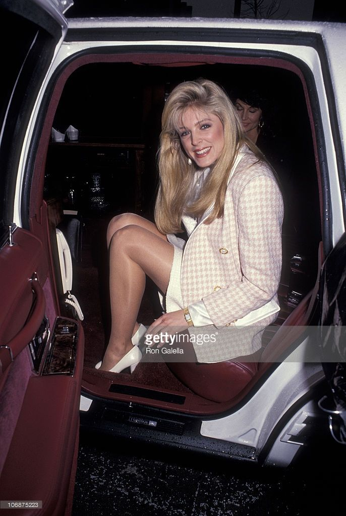 Marla Maples during Marla Maples on 'The Sally Jesse Raphael Show' at Unitel Studios in New York City, New York, United States.