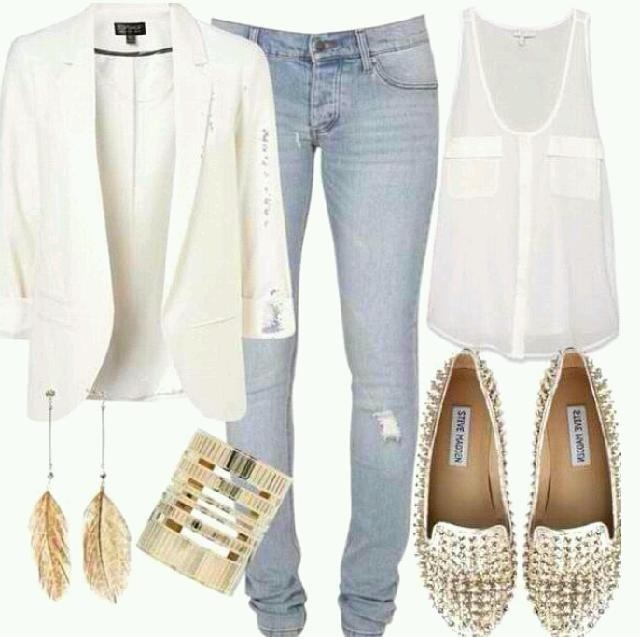 Going out ! Dinner outfit ! | Oh so FASHION | Pinterest | Pump Night out and Blue jeans