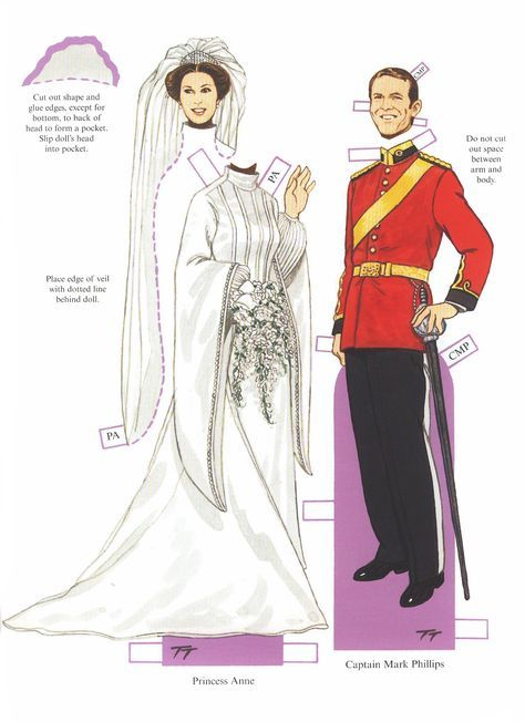 ROYAL WEDDINGS Anne, Princess Royal, is the second child and daughter of Queen Elizabeth II and Prince Philip, Duke of Edinburgh. Born: August 15, 1950, Clarence House, St James's, United Kingdom Children: Zara Phillips, Peter Phillips Spouse: Timothy Laurence (m. 12 December 1992), Mark Phillips (m. 14 November 1973–dvrcd 1992) Anne's children, Peter Phillips and Zara Phillips, as female-line descendants of royalty, have no title despite being the grandchildren of a monarch. > 7 of 16