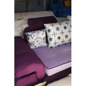 Σετ καναπέ με ανάκλιση προσκεφαλής και πολυθρόνα