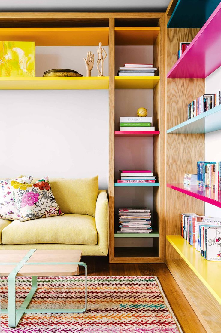 Creative Living Rooms For Style Inspiration Palette: Colourful And Creative Projects To Try At Home. Styling By