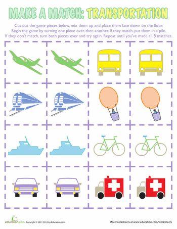 matching game worksheets for preschoolers preschool memory games worksheets free printables. Black Bedroom Furniture Sets. Home Design Ideas