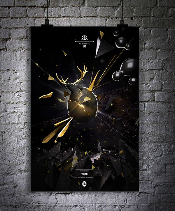THE TRUTH on Behance