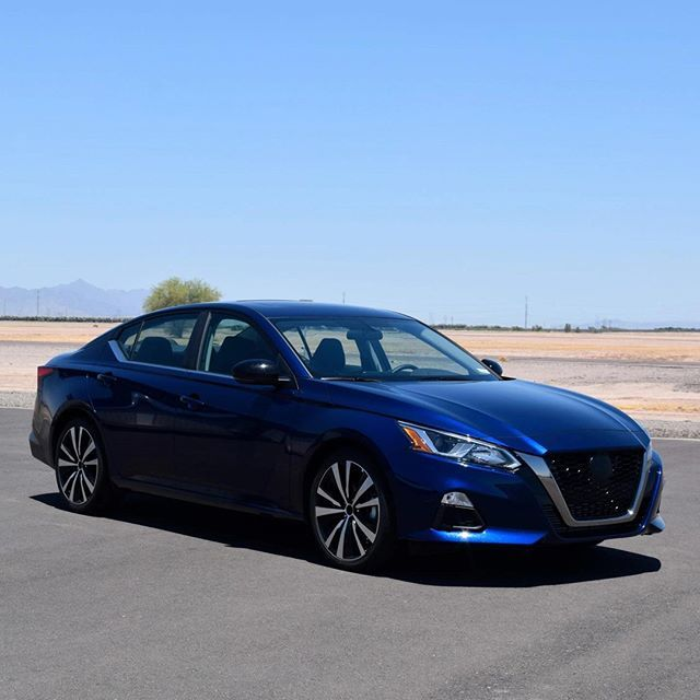 We Drove The 2019 Nissan Altima Prototype With Nissans New