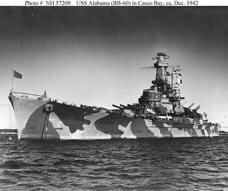 USS Alabama                                                                                                                                                                                 More
