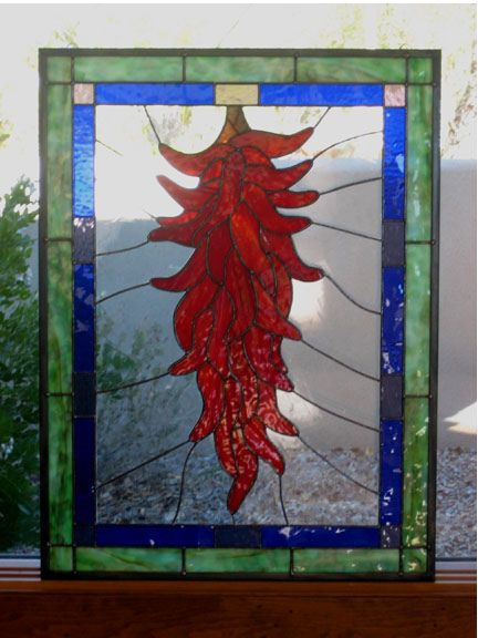 Chili Ristra Panel  by Tucson Pepper, via Flickr