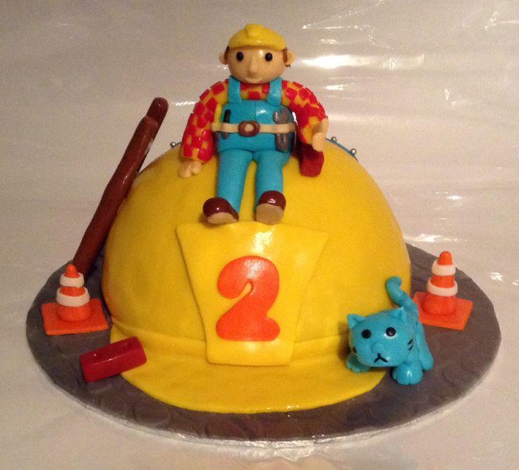 Gâteau Bob Le Bricoleur/Bob the Builder cake
