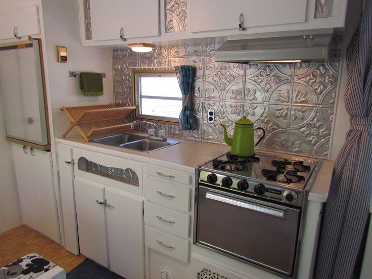1000 images about travel trailer restoration on pinterest for Rambler kitchen remodel ideas