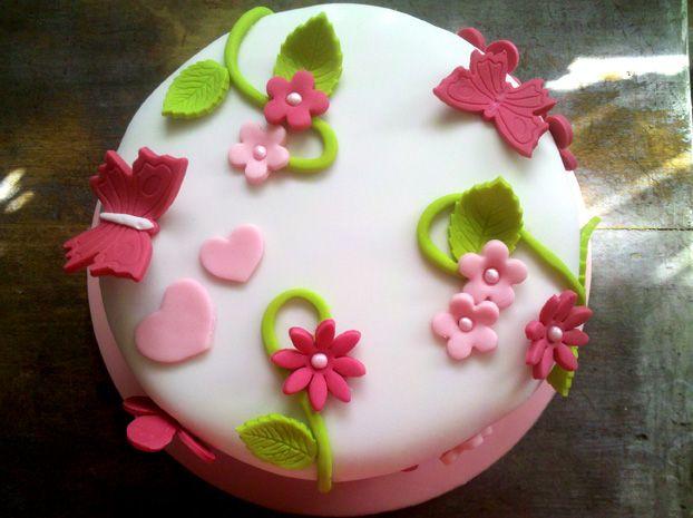 Célèbre 156 best Pate a sucre images on Pinterest | Cake designs, Sugar  UH14
