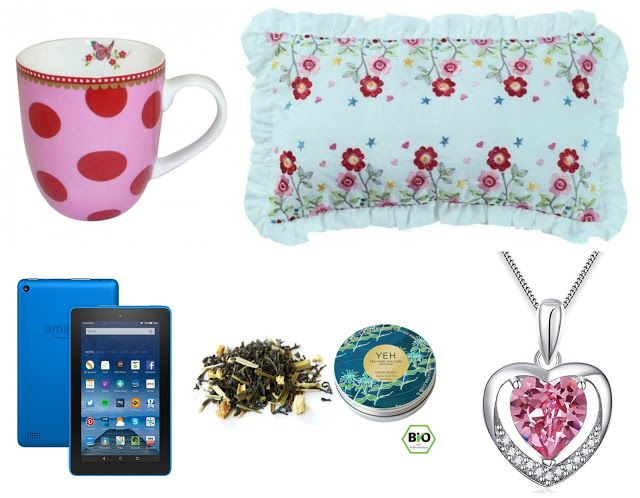 With Love for Books: Room Seven Mug & Pillow, Kindle Fire, Yeh Tea and ...