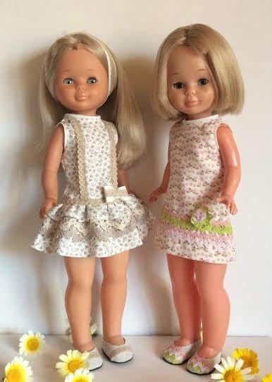 Vestidos Para Nancy de Chus Garcia: Modelo Abril