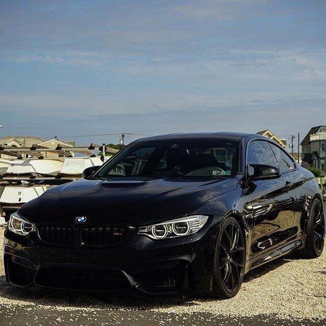 Bmw M4: #M4 #BMW #shiny Black
