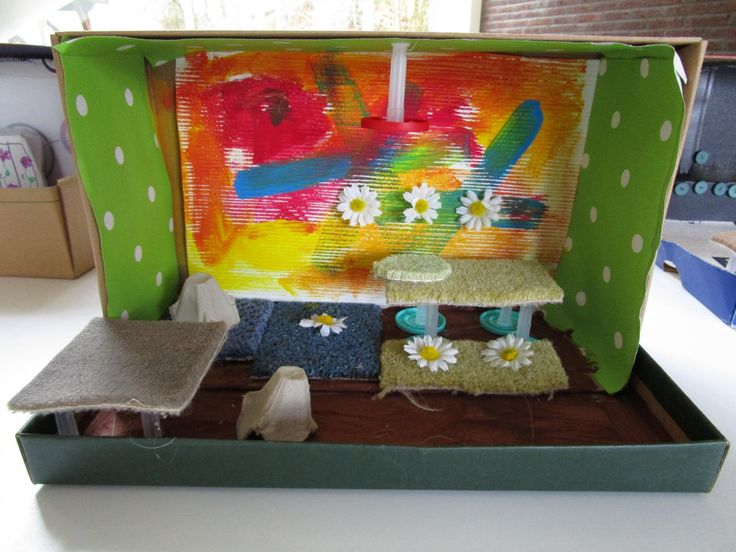 Found On Cath Kidston S Fb Page In Her Dream Room In A: Mein Traumzimmer Im Schuhkarton