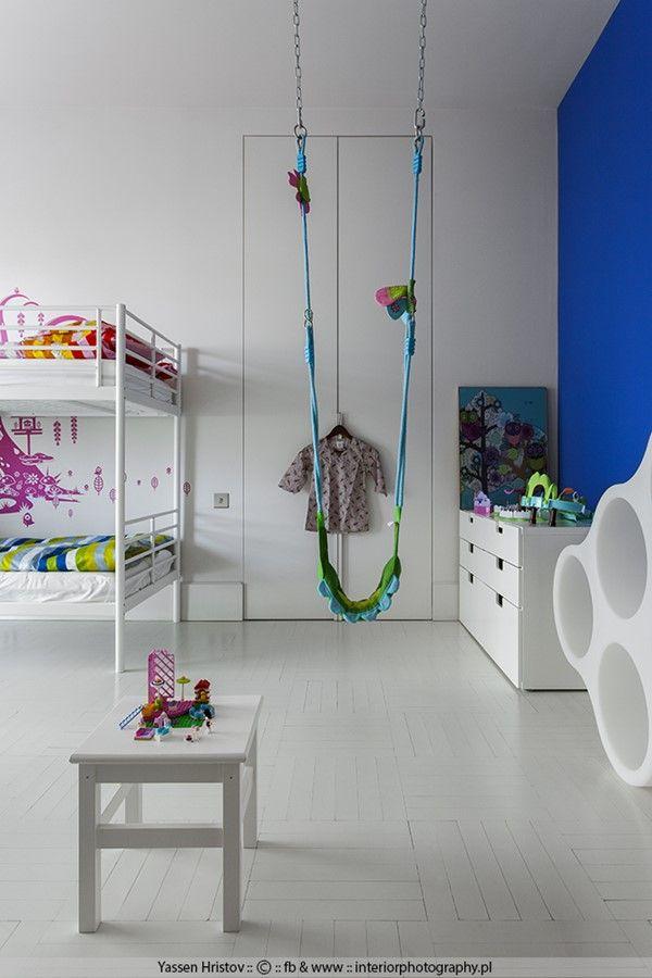 Pokój dziecięcy - pomysły, inspiracje, aranżacje - HomeSquare - strona 1