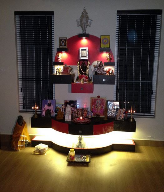 Perfect Best Images About Puja Room On Pinterest Hindus Deities And With  Living Room Designs For Indian Flats. Part 81