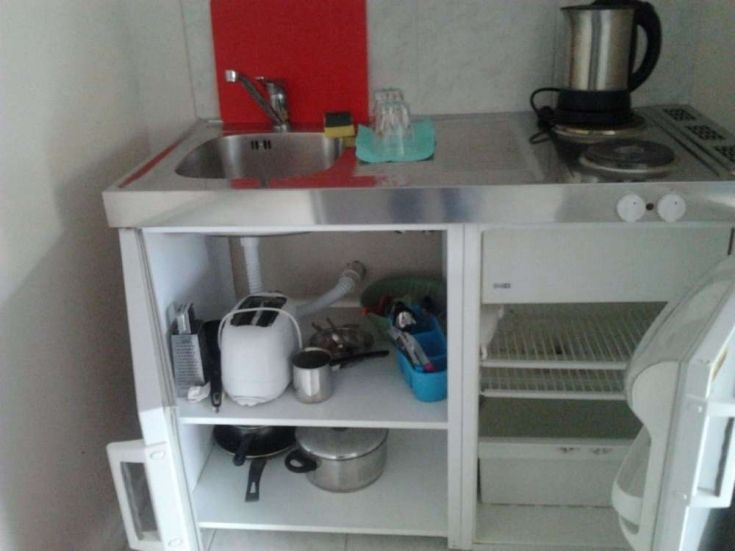 Cozy Portable Kitchen Cabinets For Small Apartments ...