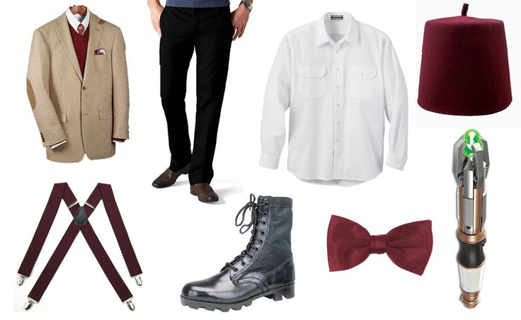 The 11th Doctor Costume