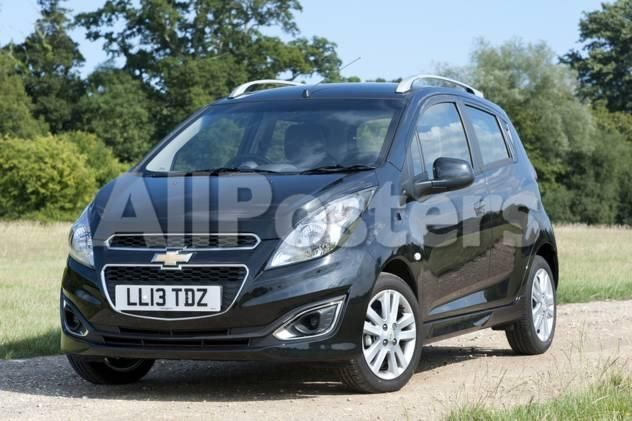 2013 Chevrolet Spark Ltz Transportation Photographic Print 30 X