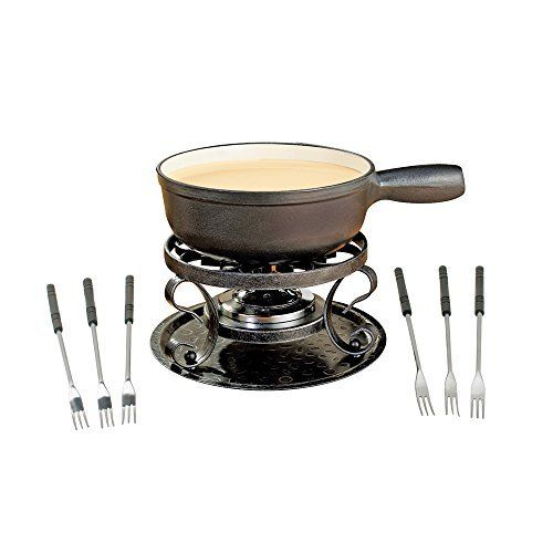 Cuisinart CFO-1000 Lazy Susan Electric Fondue Maker