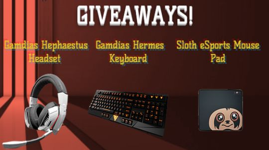 Flash Point eSports, Gamdias, and Sloth Esports August Giveaway https://wn.nr/5SYGVA